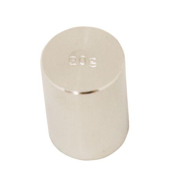 Calibration Weight, ASTM Class 4, 20g