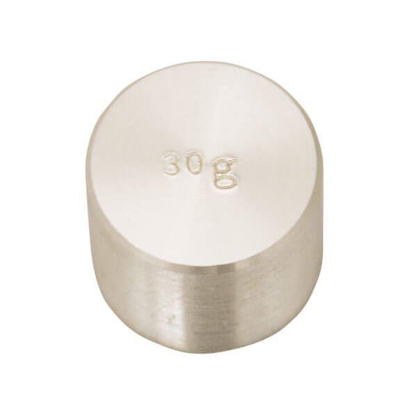 Calibration Weight, ASTM Class 4, 30g
