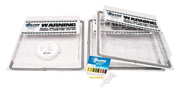 Moisture Emission Test Kits