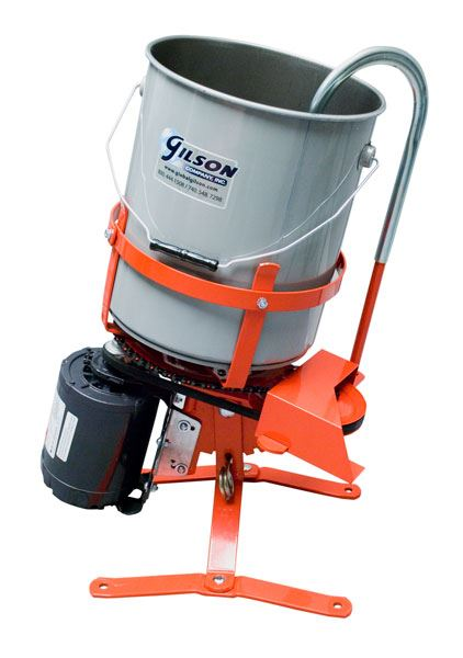 Light-Duty Stationary Mixer