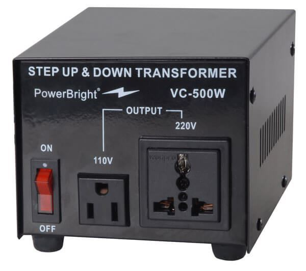 Step-up/Step-Down Transformers
