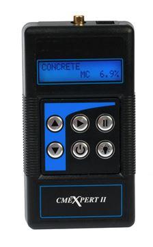CMEXpert II Concrete Meter