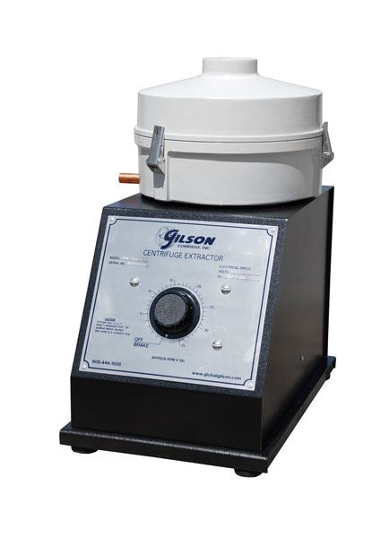 Gilson Centrifuge Extractors