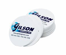 4in Circular Paper Discs (Package of 1,000)
