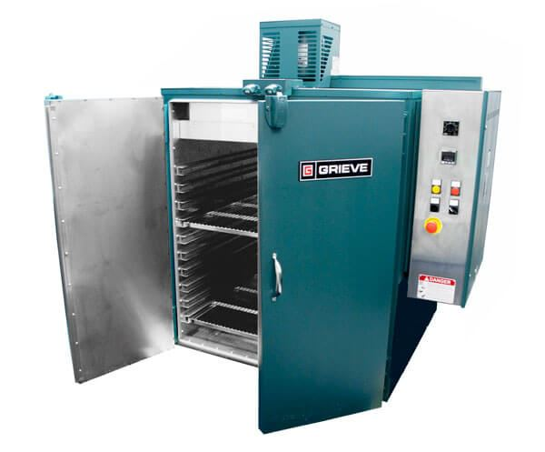 27ft³ Large Capacity Bench Oven, 400°F Max