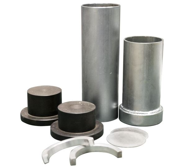Soil Cement Mold Set