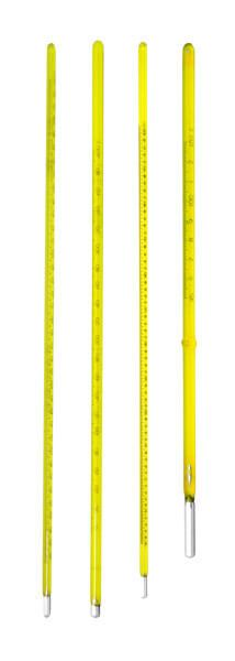 ASTM 64F Mercury Thermometer, 77°—131°F