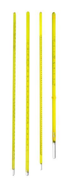 ASTM 11F Mercury Thermometer, 20°—760°F