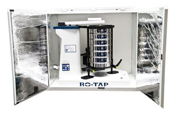 Sound Enclosure for W.S. Tyler® Ro-Tap® Sieve Shakers