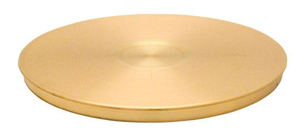 "18"" All Brass Sieve Cover"