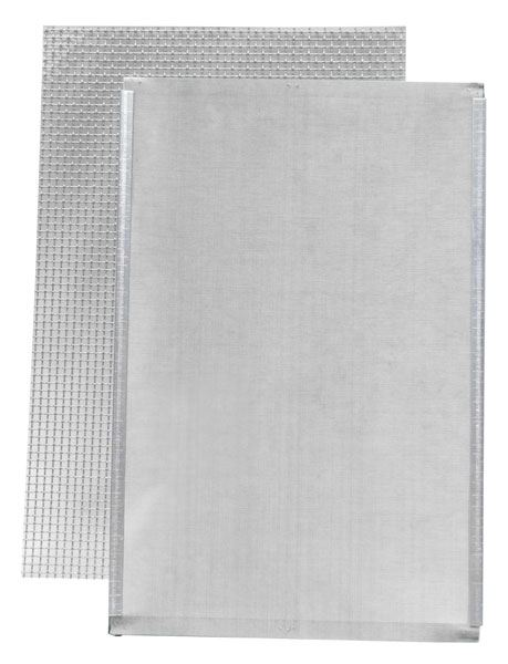400um Test Screen Tray, Cloth Only