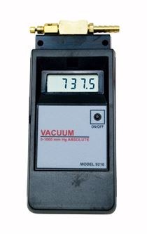 Picture for category Residual Pressure Manometers