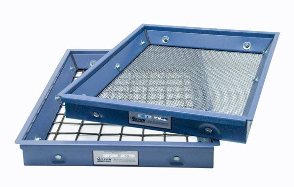 112µm Porta-Screen Tray w/ Backing Cloth