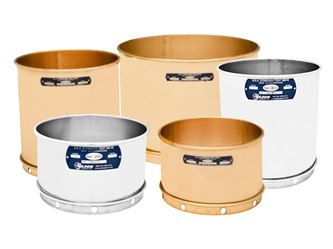 Picture for category Wet-Wash Sieves