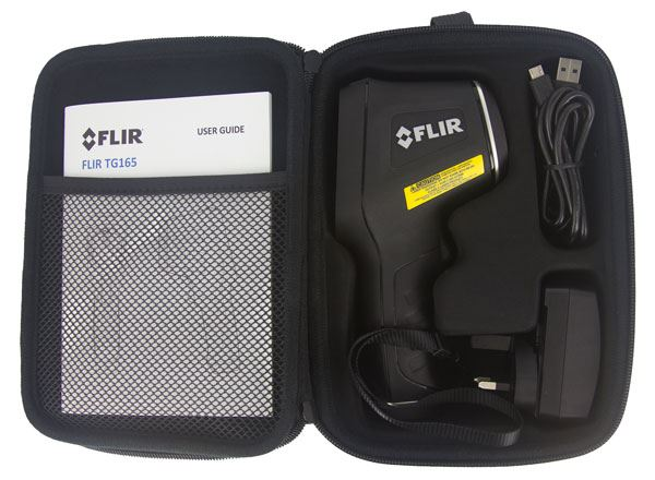 Protective Vinyl Case for Flir® Imaging IR Thermometer