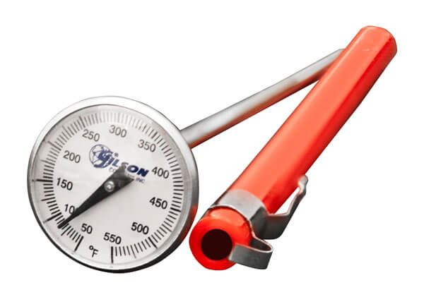 Pocket Dial Thermometer, 50°—550°F