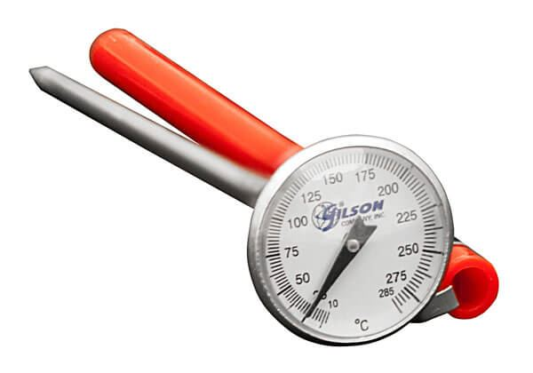 Pocket Dial Thermometer, 10°—285°C