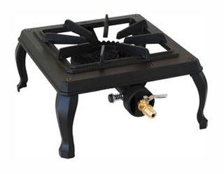 Propane Hot Plate (Economy, Single Burner)