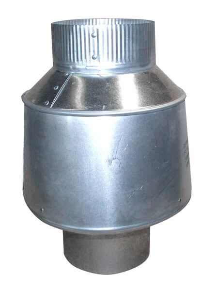 Flue Diverter for Peerless Gas Oven
