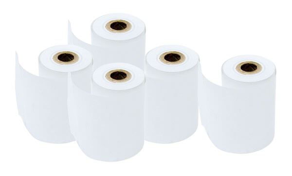 Thermal Printer Paper for NCAT Asphalt Content Furnace