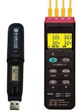 Picture for category Temperature Recorders & Data Loggers