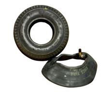 Pneumatic Replacement Tire with Tube