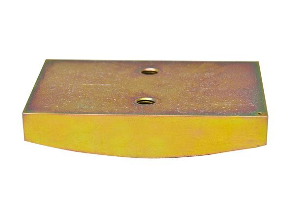 Mold Plate for Accelerated Polishing Machine