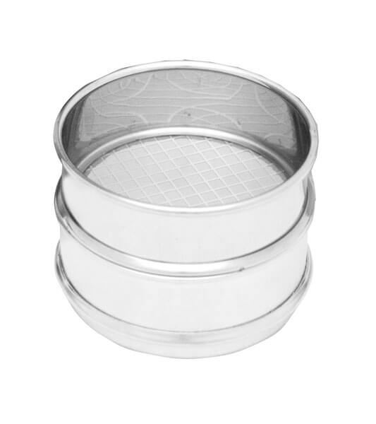 "3"" Precision Electroform Sieve, Half Height, 32µm"