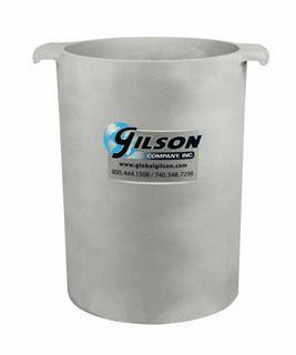 1/3ft³ Aluminum Unit Weight Measure