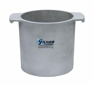 1/10ft³ Aluminum Unit Weight Measure
