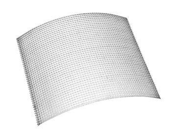 Perforated Plates for Soil Grinder