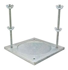 LBR Compaction Mold Base Only