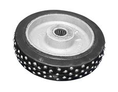 Rubber Wheel for Low-Temperature Testing