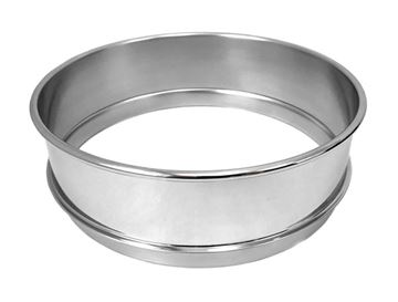 8in All Stainless Blank Sieve Frame