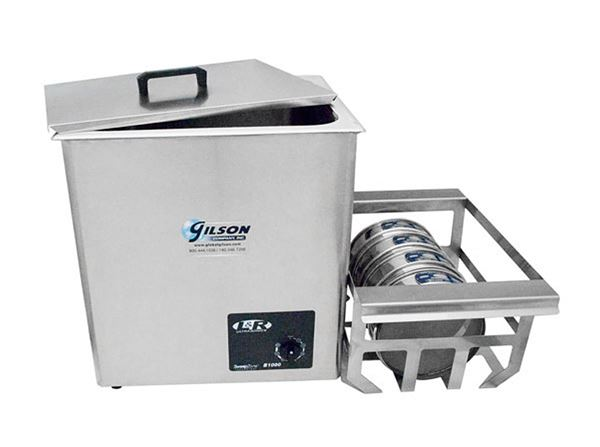 Ultrasonic 8in/12in Sieve Cleaner