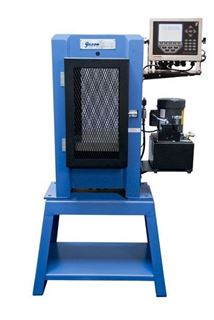 400 Series Concrete Compression Machine w/ Pro-Plus Controller (115V / 60Hz) , 2 -Block Masonry Prisms
