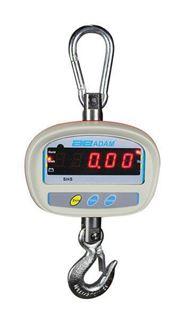 100lb Capacity Adam Crane Scale, 0.02lb Readability