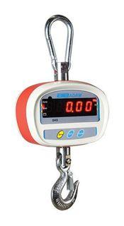 600lb Capacity Adam Crane Scale, 0.1lb Readability