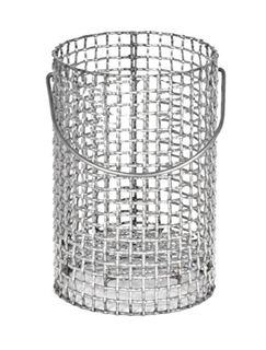 1/4in Mesh Draindown Basket