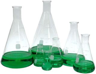 1000ml Erlenmeyer Flask (Package of 6)