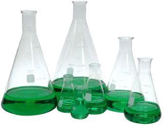 2000ml Erlenmeyer Flask (Package of 4)