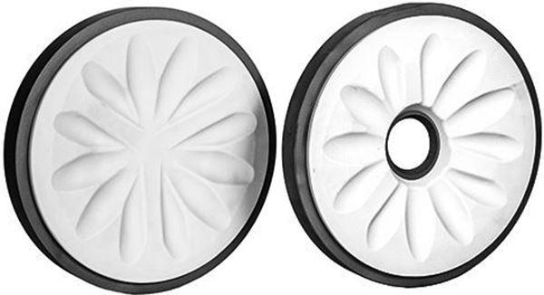 Bico Pulverizer Alumina Ceramic Grinding Plates