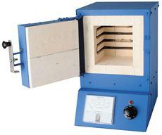 673in³ Muffle Furnace w/ Analog Controller