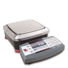 6,000g Capacity Ohaus Ranger® 7000 Compact Bench Scale, 0.02g Readability