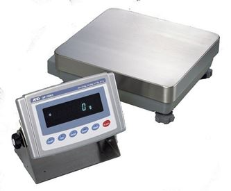 Picture for category A&D GP Industrial High Capacity Balances, Detached Displays