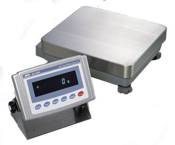 61kg A&D Industrial Balance, Detached Display