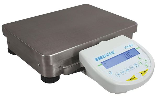 12,000g Capacity Adam Nimbus® Precision Balance, 0.1g Readability