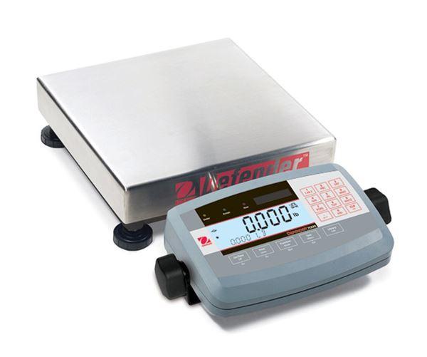 10kg Ohaus Defender 7000 Bench Scale, 12 x 12in (305 x 305mm) Platform
