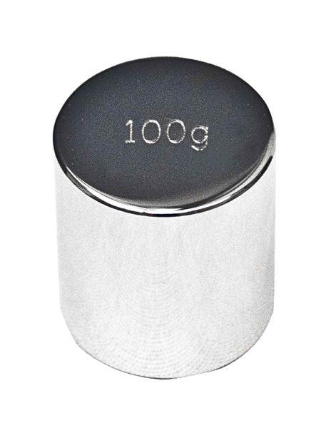 Calibration Weight, ASTM Class 1, 100g