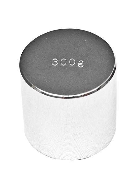 Calibration Weight, ASTM Class 1, 300g